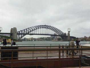 Hafenbruecke Sydney