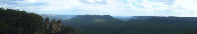Three Sisters Blue Mountains Sydney